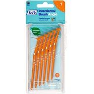 TEPE ANGLE 0,45 mm oranžové 6 ks - Medzizubné kefky
