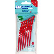 TEPE Angle 0.5mm red 6 brushes - Interdental Brush
