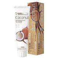 ECODENTA COSMOS ORGANIC Anti-plaque zubná pasta s kokosovým olejom a zinkovou soľou 100 ml - Zubná pasta