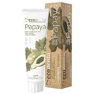 ECODENTA COSMOS ORGANIC Whitening toothpaste with papaya extract 100 ml - Zubná pasta