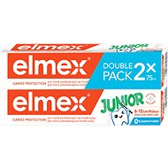 ELMEX Junior duopack 2× 75 ml - Zubná pasta