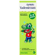 VADEMECUM My Little Mild Apple Flavor 50 ml - Zubná pasta