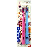 CURAPROX CS 5460 Ultra Soft duo Flower Edition 2 ks