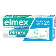 ELMEX Sensitive Whitening 2× 75 ml - Zubná pasta