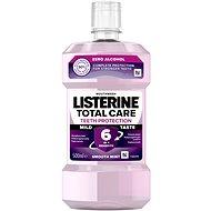 Listerine Total Care Teeth Protection Mild Taste 500 ml - Ústna voda