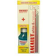 LACALUT White & Repair 75 ml + ústna voda White 100 ml - Zubná pasta