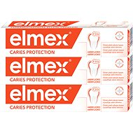 ELMEX Caries Protection 3× 75 ml - Zubná pasta