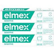 ELMEX Sensitive 3× 75 ml - Zubná pasta