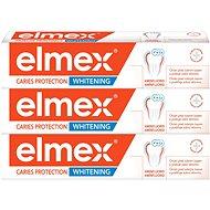 ELMEX Caries Protection Whitening 3× 75 ml - Zubná pasta