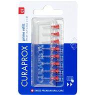 CURAPROX CPS 07 Prime Refill červený 0,9 mm, 8 ks