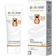 DENTISSIMO Kids 2 – 6 rokov 50 ml - Zubná pasta