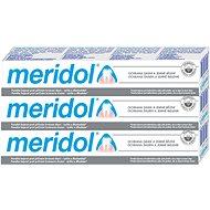 MERIDOL Whitening 3× 75 ml