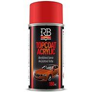 Rustbreaker – červená hot chilli metalíza 150 ml - Farba v spreji
