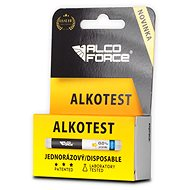AlcoForce - Disposable Alcohol Tester - Alcohol Tester
