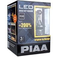PIAA LED H4 6000K - Autožiarovka