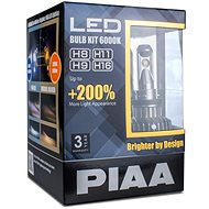 PIAA LED  H8/H9/H11/H16 6000 K - Autožiarovka