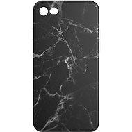 AlzaGuard iPhone 7/8/SE 2020 Čierny Mramor - Kryt na mobil