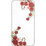 AlzaGuard - iPhone 7/8/SE 2020 Ruža - Kryt na mobil