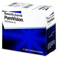 PureVision (6 šošoviek) - Kontaktné šošovky