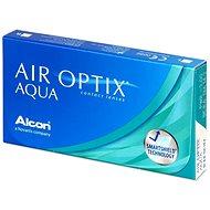 Air Optix Aqua (6 šošoviek) - Kontaktné šošovky