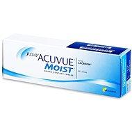 Acuvue Moist 1 Day (30 šošoviek) dioptria: -2.00, zakrivenie: 8.50 - Kontaktné šošovky