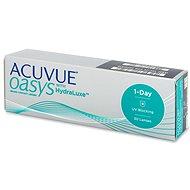Acuvue Oasys 1 Day with HydraLuxe (30 šošoviek) dioptria: -4.00, zakrivenie: 8.50 - Kontaktné šošovky