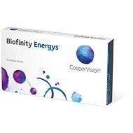 Biofinity Energys (3 šošovky) - Kontaktné šošovky