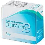 PureVision 2 (6 šošoviek) - Kontaktné šošovky