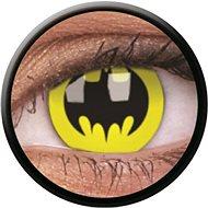ColourVue Crazy - Batman, Annual, Non-Dioptric, 2 Lenses - Contact Lenses