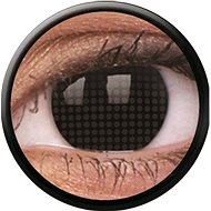 ColourVue Crazy, Black Screen, ročné, nedioptrické, 2 šošovky - Kontaktné šošovky
