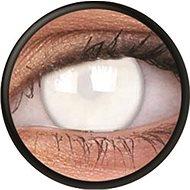 ColourVue Crazy, Blind White, ročné, nedioptrické, 2 šošovky - Kontaktné šošovky