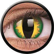 ColourVue Crazy, Green Dragon, ročné, nedioptrické, 2 šošovky - Kontaktné šošovky
