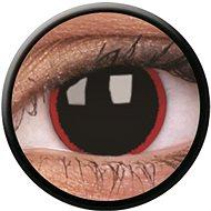 ColourVue Crazy - Hell Raiser, Annual, Non-Dioptric, 2 Lenses - Contact Lenses