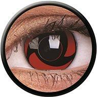 ColourVue Crazy, Mangekyu, ročné, nedioptrické, 2 šošovky - Kontaktné šošovky