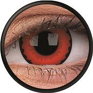 ColourVue Crazy, Zarathos, ročné, nedioptrické, 2 šošovky - Kontaktné šošovky