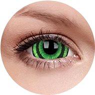 ColourVue Crazy 17 mm, Green Goblin, ročné, nedioptrické, 2 šošovky - Kontaktné šošovky