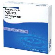 Soflens Daily Disposable (90 šošoviek) - Kontaktné šošovky