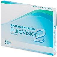 PureVision 2 (3 Lenses) - Contact Lenses