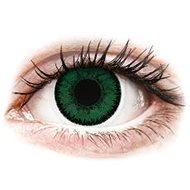 Natural Colors - Aquamarine (2 šošovky) - Kontaktné šošovky