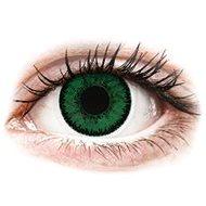 Natural Colors - Emerald (2 šošovky) - Kontaktné šošovky