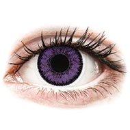 Natural Colors - Indigo (2 šošovky) - Kontaktné šošovky