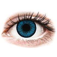 Natural Colors - Topaz (2 šošovky) - Kontaktné šošovky