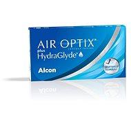 Air Optix Plus Hydraglyde (6 šošoviek) - Kontaktné šošovky