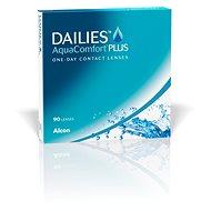 Dailies AquaComfort Plus (90 šošoviek) - Kontaktné šošovky