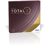Dailies Total1 (90 šošoviek) - Kontaktné šošovky