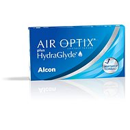 Air Optix Plus Hydraglyde (3 šošovky) - Kontaktné šošovky