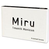 Miru 1 month (6 šošoviek) - Kontaktné šošovky