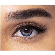 FreshLook ColorBlends Blue (2 šošovky) - Kontaktné šošovky