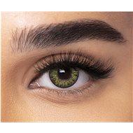 FreshLook ColorBlends Gamestone Green (2 šošovky) - Kontaktné šošovky