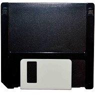 Kaida puzdro zostava Disketa – čierne - Puzdro na kontaktné šošovky